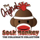 Collegiate Sock Monkeys