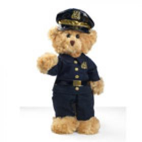 Police Officer Bear - 10