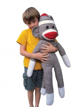 Sock Monkey - 40