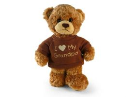 I Love Grandpa Bear
