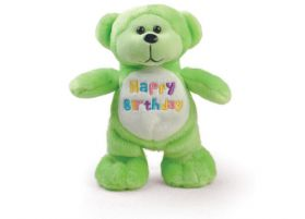 Message Bear - Happy Birthday
