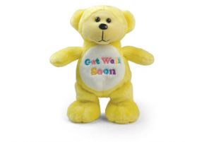 Message Bear - Get Well Soon