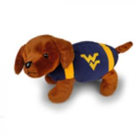 West Virginia Football Dog