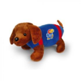 Kansas Football Dog