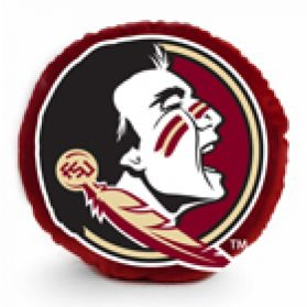 FSU Logo Pillow