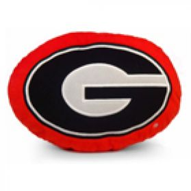Georgia Logo Pillow