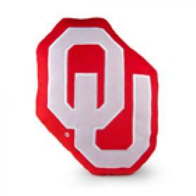 Oklahoma Logo Pillow