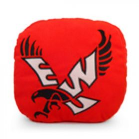 Eastern Washington Logo Pillow