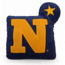 Naval Academy Logo Pillow