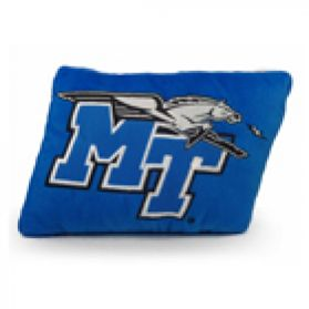 Middle Tennessee Logo Pillow
