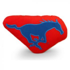 SMU Logo Pillow