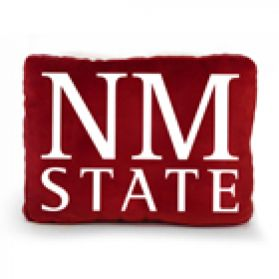 New Mexico State Logo Pillow