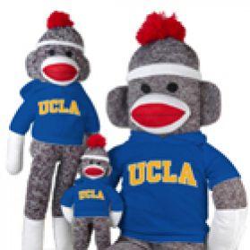 UCLA Sock Monkey
