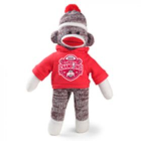 2014 Ohio State Nat'l Championship Sock Monkey 8