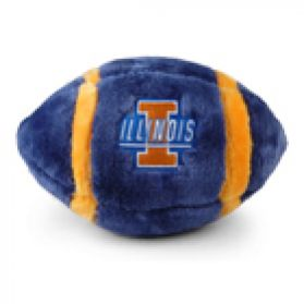 Illinois Plush Football  (11