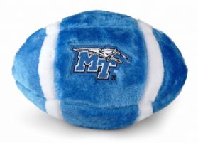 Middle Tennessee Plush Football  (11