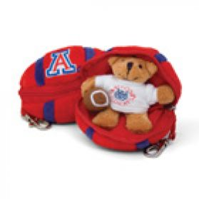 Arizona Football Keychain
