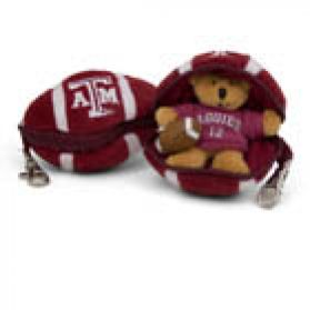 Texas A&M Football Keychain