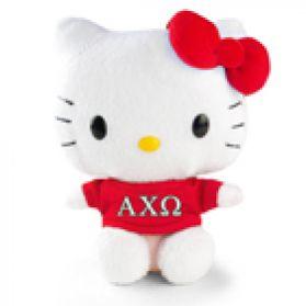 Alpha Chi Omega Hello Kitty