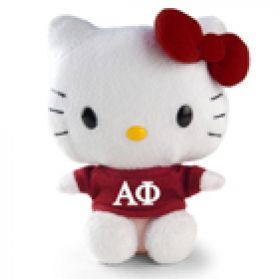 Alpha Phi Hello Kitty