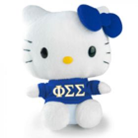 Phi Sigma Sigma Hello Kitty