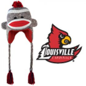 Louisville Sock Monkey - Hat