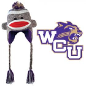 Western Carolina Sock Monkey - Hat