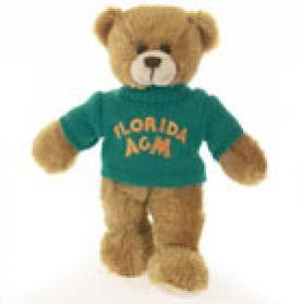 Florida A&M Sweater Bear