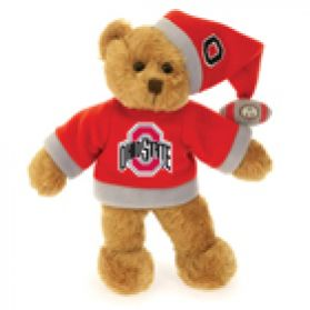 Ohio State Holiday Bear