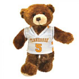 Tennessee Basketball Jersey Bear