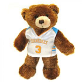Tennessee Lady Vols Basketball Jersey Bear