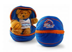 Boise State Zipper Basketball - 8