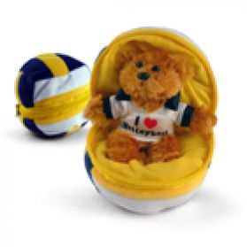 Bear In Volleyball  (8