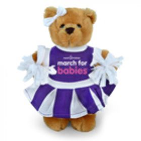 March for Babies Cheer Bear