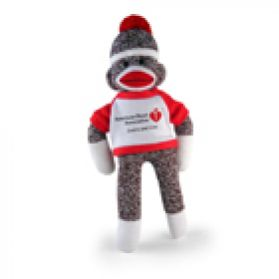 AHA T-Shirt Sock Monkey