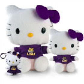 LSU Hello Kitty