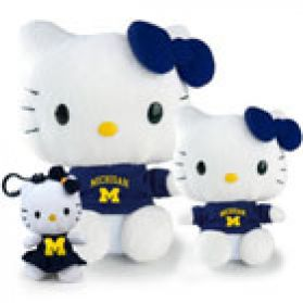 Michigan Hello Kitty