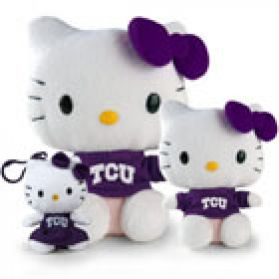 TCU Hello Kitty