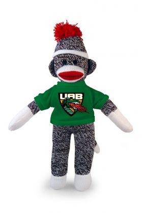 Alabama Birmingham Sock Monkey 8