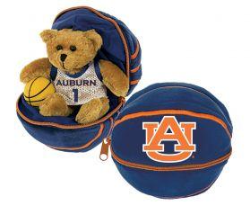 Auburn Zipper Basketball - 7