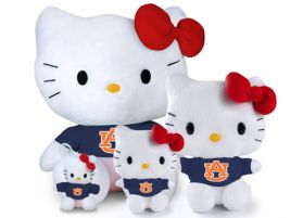 Auburn Hello Kitty
