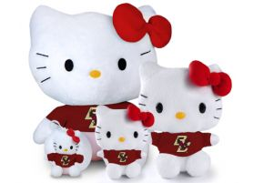 Boston College Hello Kitty