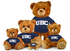 British Columbia Jersey Bear