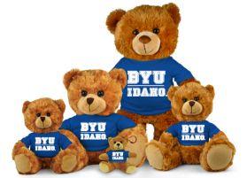 BYU Idaho Jersey Shirt Bear
