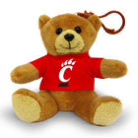 Cincinnati Jersey Bear Keychain