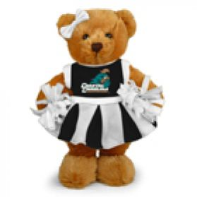 Coastal Carolina Cheerleader Bear