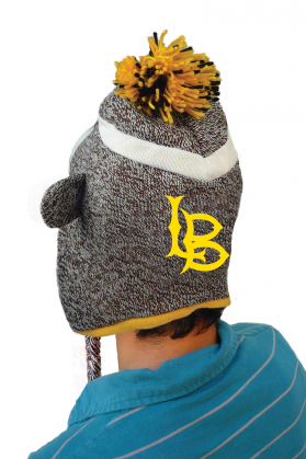 Long Beach State Sock Monkey - Hat