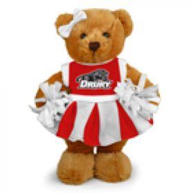 Drury Cheerleader Bear