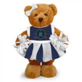 East Tennessee State Cheerleader Bear