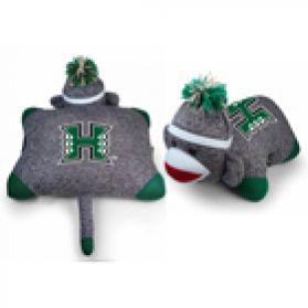 Hawaii Sock Monkey Pillow